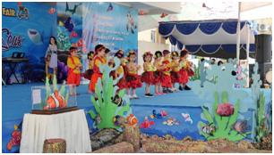 Preschoolers Save Our Seas